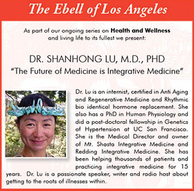health and wellness at the ebell of los angeles special event chaired by Joanna Rachins
